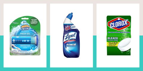 Best Toilet Bowl Cleaners Cleaning Products