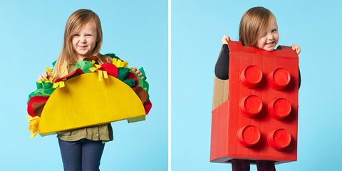 diy cardboard halloween costumes