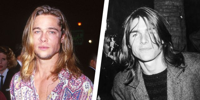 Men long hair with successful 50 Best