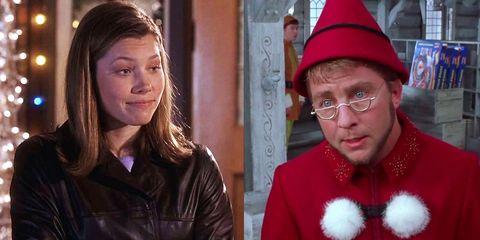 Christmas eve, Smile, Christmas, Hat,