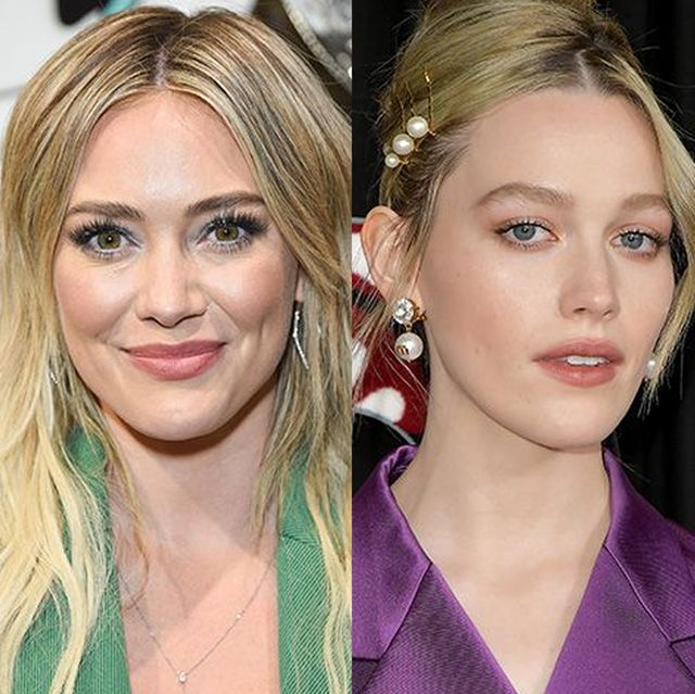 celebs who look related