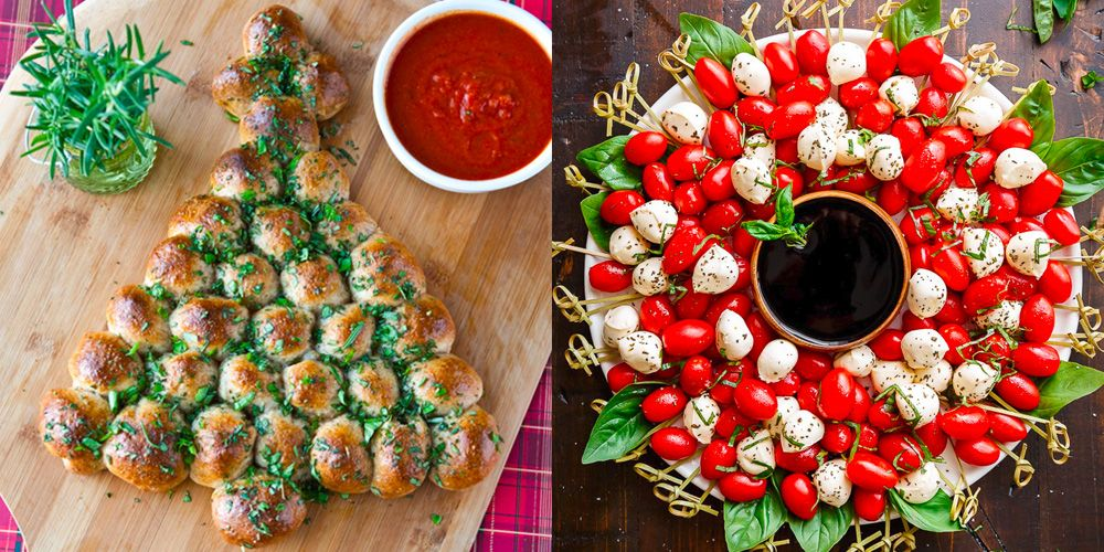 38 easy christmas party appetizers best recipes for holiday appetizers