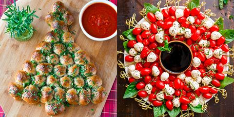 christmas appetizers electric recipes