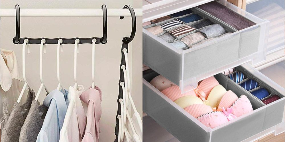 23 Best Closet Organization & Storage Ideas - How to Organize Your Closet - WomansDay.com