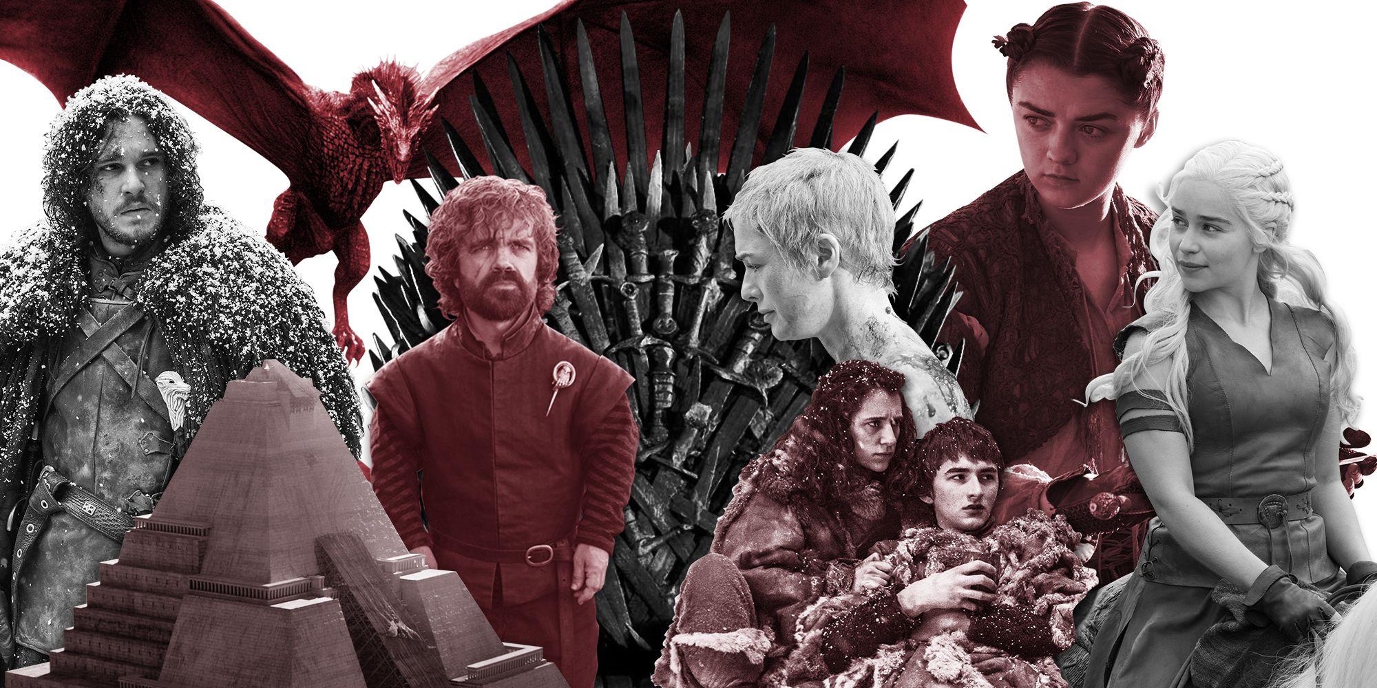 20 Greatest \u0027Game of Thrones\u0027 Scenes in All 6 Seasons \u2013 Most ...
