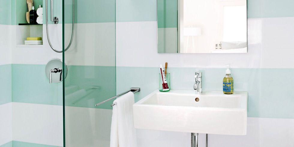 12 best bathroom colors top paint color schemes for - Bathroom paint color combinations ...