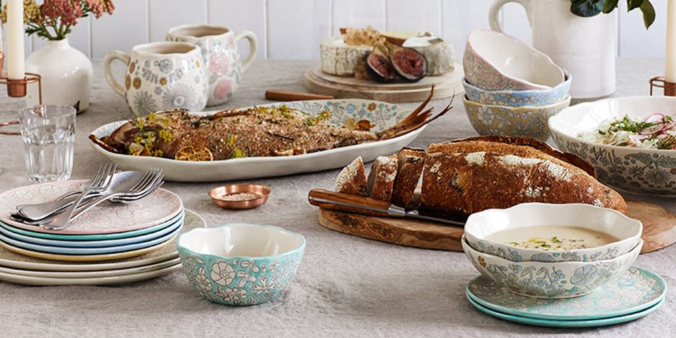 Dorotea & Amazonu0027s Dinnerware Line Dorotea Has Everyone You Need for Spring ...