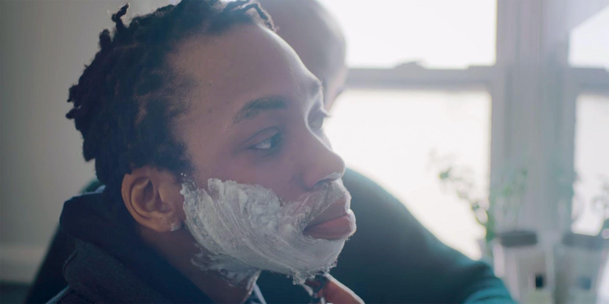 Gillette Transgender Man Shaving Ad - Trans Man's First Shave Commercial