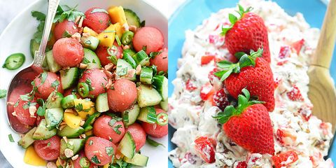 16 Fresh Fruit Salad Recipes Easy Ideas For Summer Fruit Salads