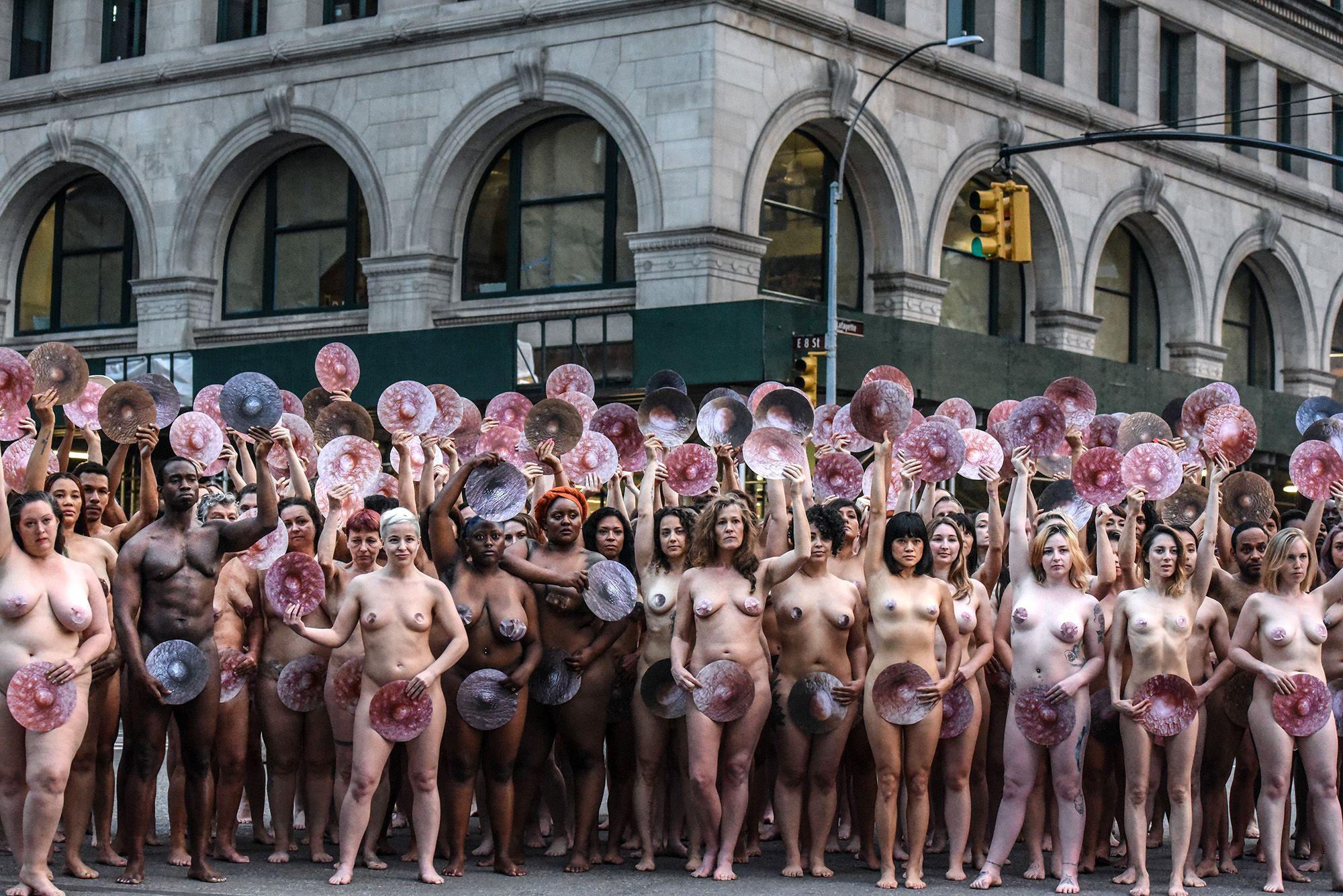 Nude brazilian vagina painting photo