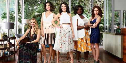Everything We Know About Season 5 of 'Girlfriends' Guide to Divorce'