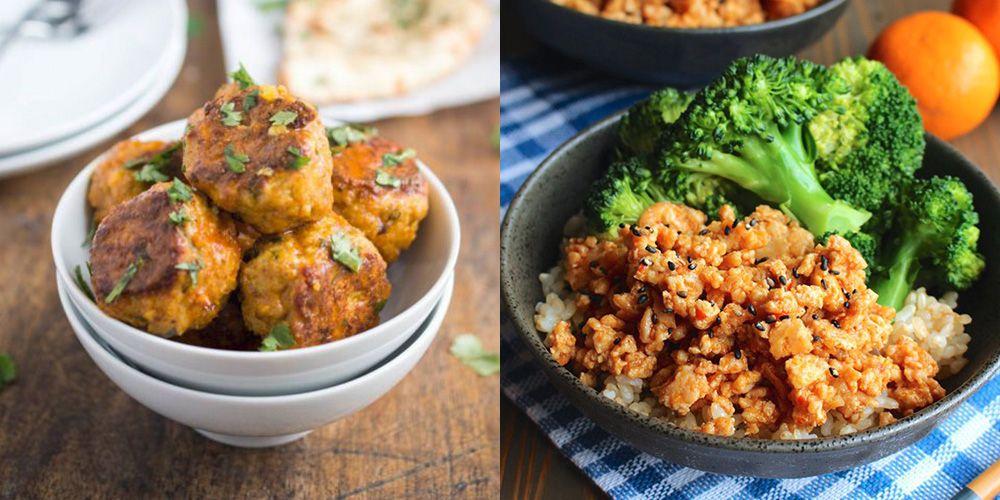 10 Healthy Ground Chicken Recipes - What to Make With Ground Chicken