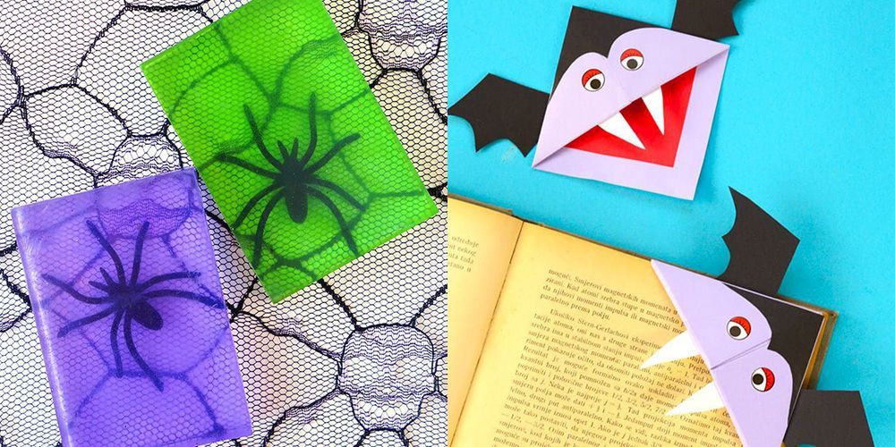 32 Easy Halloween Crafts For Kids Best Family Halloween