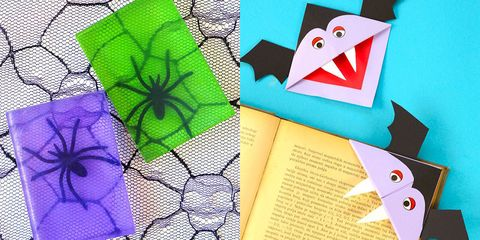 33f02b2ec4 32 Easy Halloween Crafts for Kids - Best Family Halloween Craft Ideas