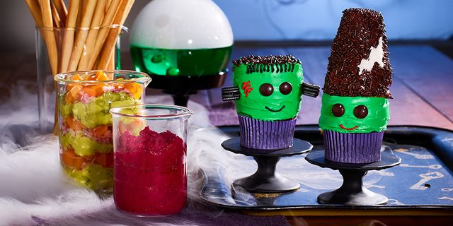 43 Easy Halloween Party Food Ideas - Cute Recipes for Halloween Parties