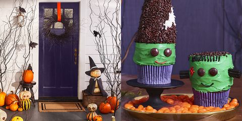 40 Cheap Halloween Party Ideas For Adults DIY Decor
