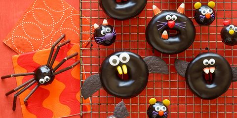 40 Easy Halloween Treats Fun Ideas For Halloween Treat Recipes