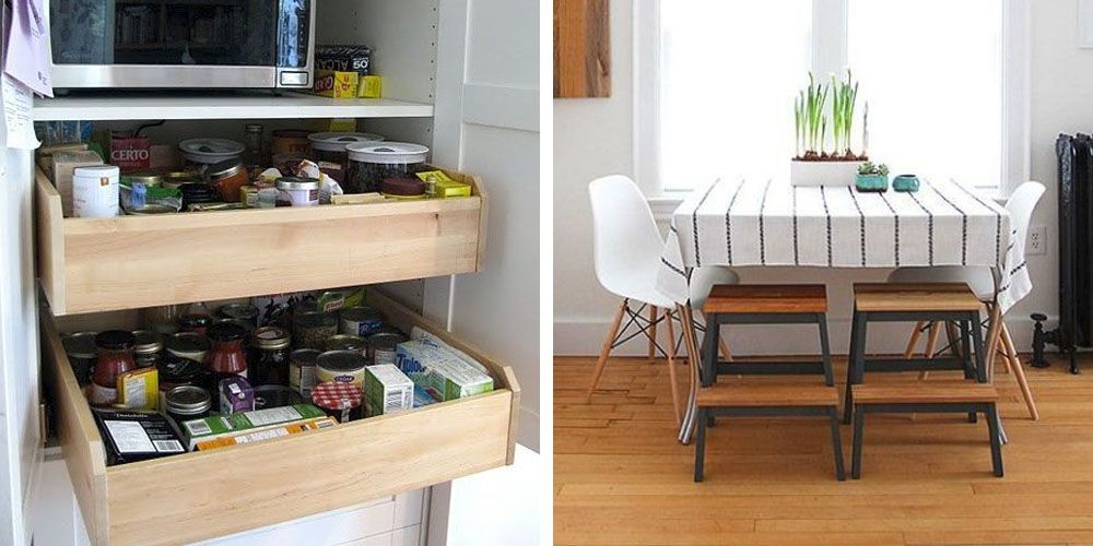12 Ikea Kitchen Ideas Organize Your Kitchen With Ikea Hacks,Built In Bookshelf And Desk Ideas