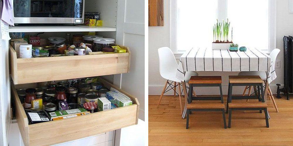 Kitchen Cart Organization Ikea Hacks