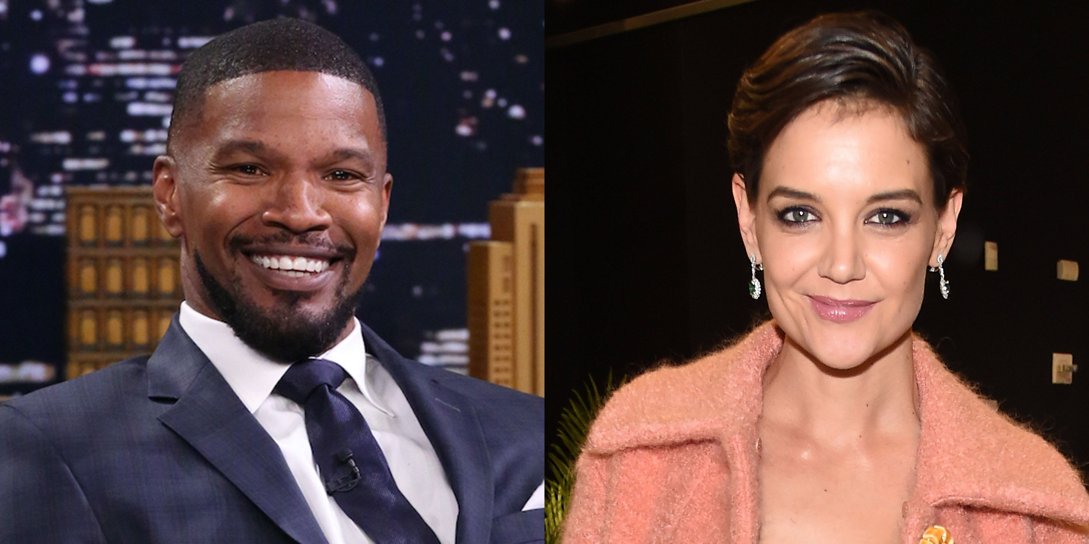 Katie Holmes Just Addressed Her Relationship With Jamie Fo For The First Time
