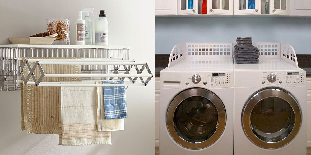 20 Laundry Room Storage and Organization Ideas - How To Organize Your Laundry Room