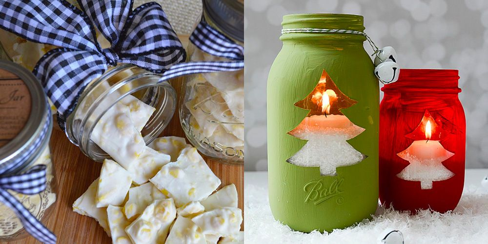 35 DIY Mason Jar Gift Ideas , Homemade Gifts in Mason Jars