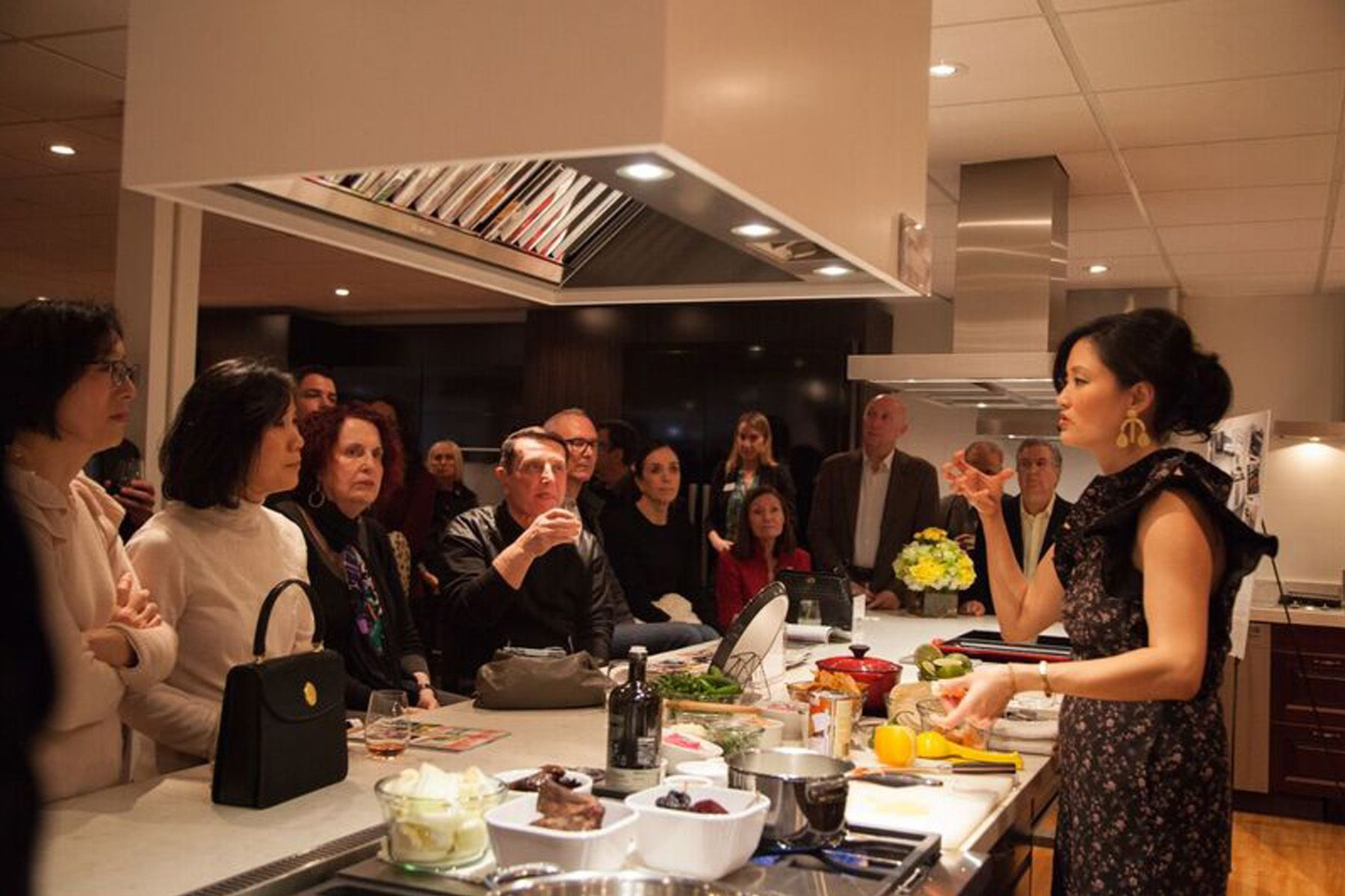 Hearst Design Group And Miele Host An Exclusive Evening With