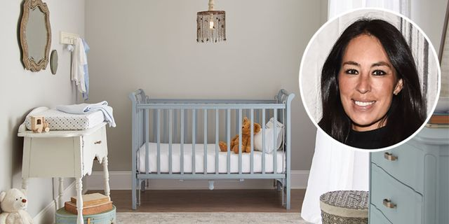 Joanna Gaines Nursery Paint Colors For A Baby S Room