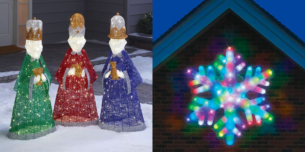 20 Outdoor Christmas Lights You Can Buy to Brighten Up Your Holiday