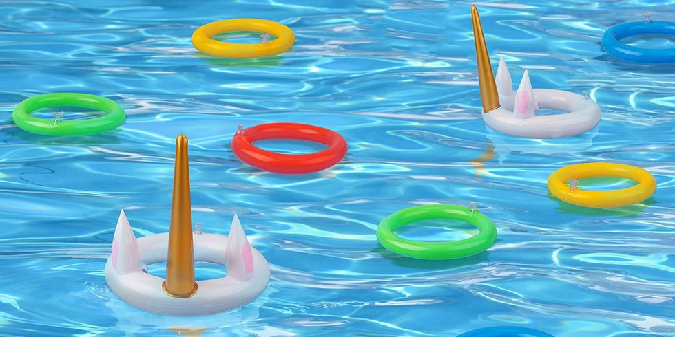 15 Pool Games for Kids - Swimming Games For Kids