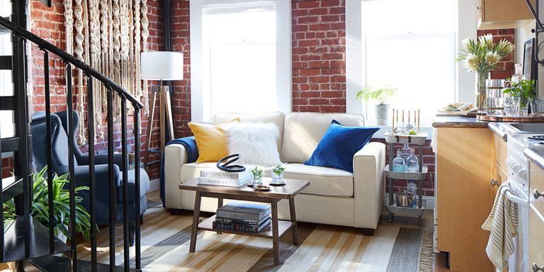 Pottery Barn\'s New Apartment Collection Is Made for Small Spaces