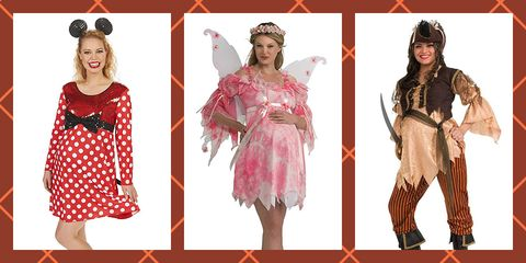 0635b4be0e5b9 15 Best Pregnant Halloween Costumes - Fun Maternity Costumes for ...