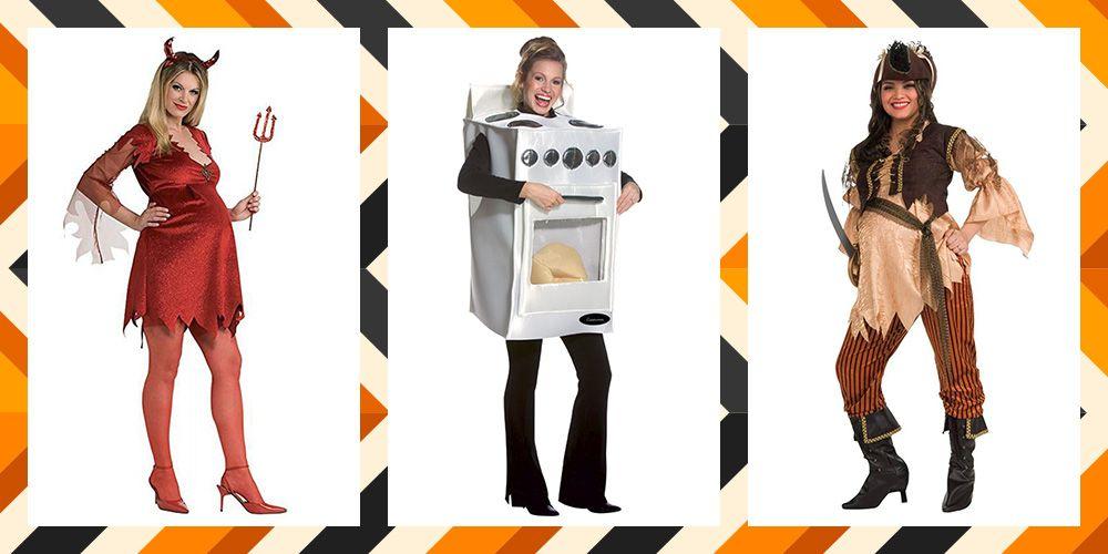 15 Best Halloween Costumes for Pregnant Women , Easy DIY