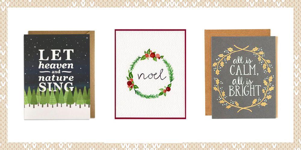 20 Religious Christmas Cards for Christmas 2018 , Holiday