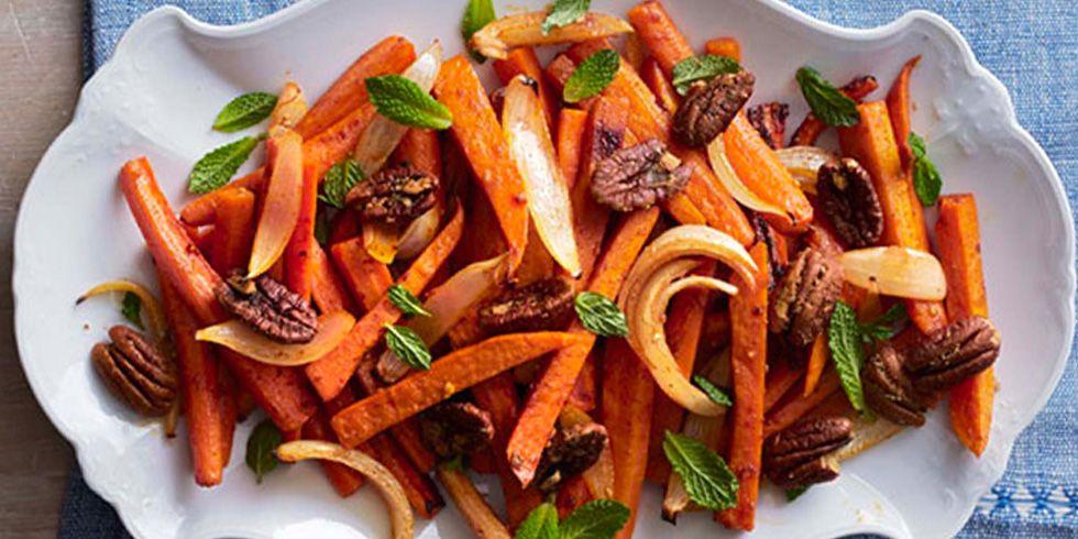 15 Easy Roasted Sweet Potato Recipes How To Roast Sweet Potatoes