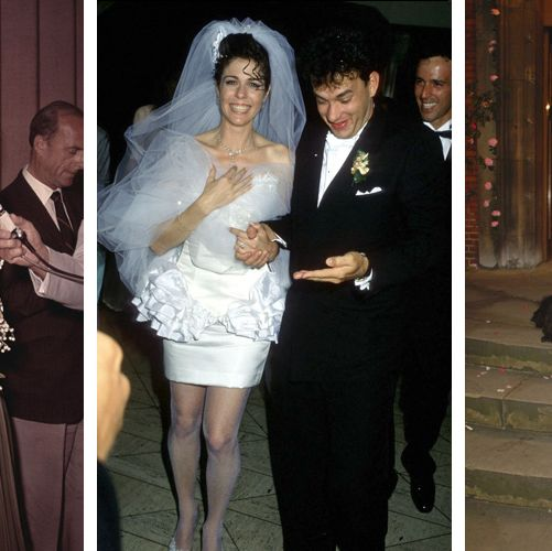 The 64 Most Scandalous Wedding Dresses Of All Time Famous