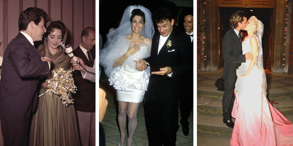 Simple Wedding Dresses Over 40: The 40 Most Scandalous Wedding Dresses Of All Time
