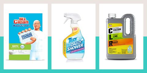The Best Shower Cleaners To Leave Your Bathtub Spotless - Best thing to clean bathtub