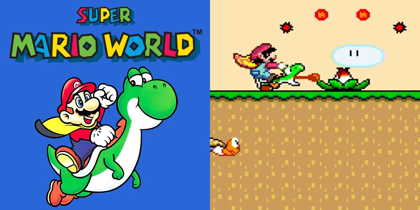 15 Best SNES Games Ever - Most Popular Nintendo SNES Titles