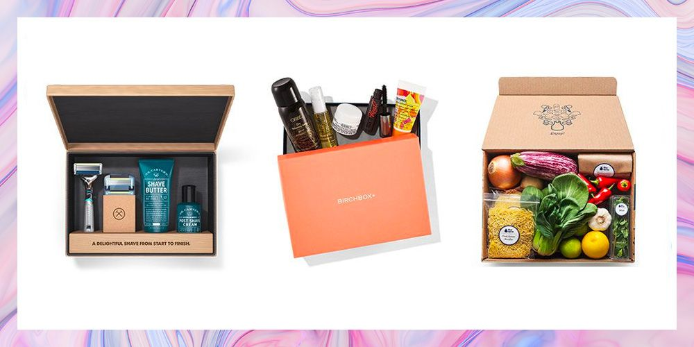 32 Subscription Boxes That Are the Gift That Keeps on Giving