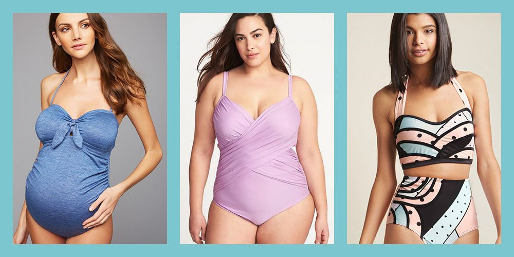 90ba68a732 15Best Swimsuits for Women 2018 - Slimming Bathing Suits for All Body Types