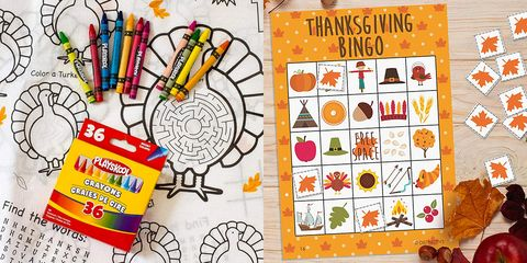 20 Thanksgiving Games For Kids