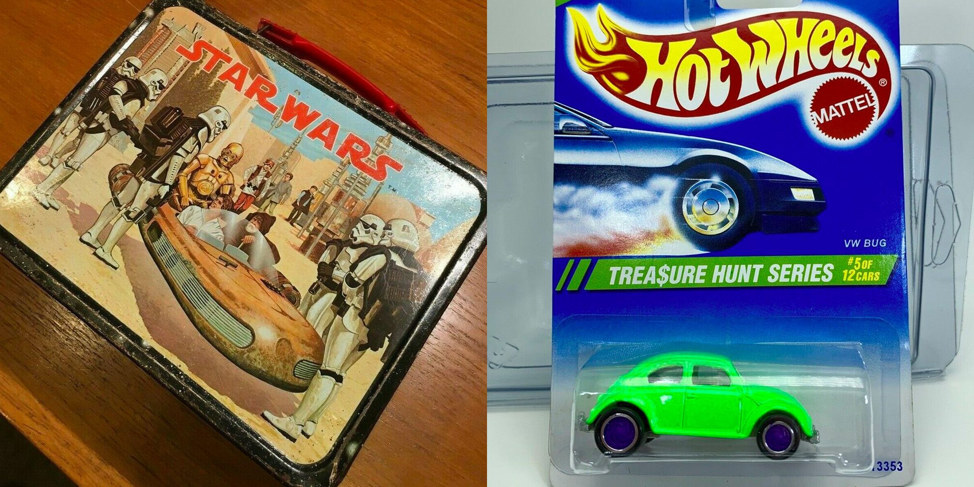 40 Things From Your Childhood That Could Make You Money Now