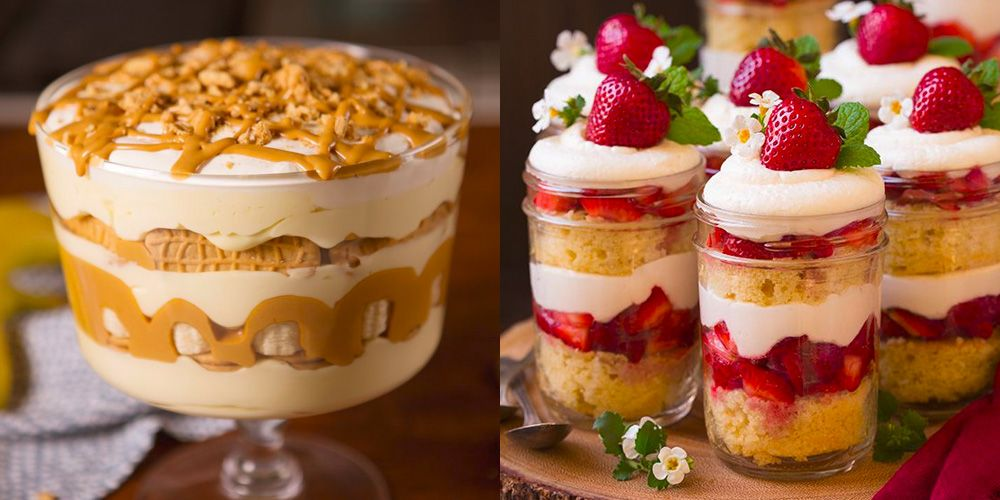 21 Trifle Recipes for the Sweetest Holiday Ever