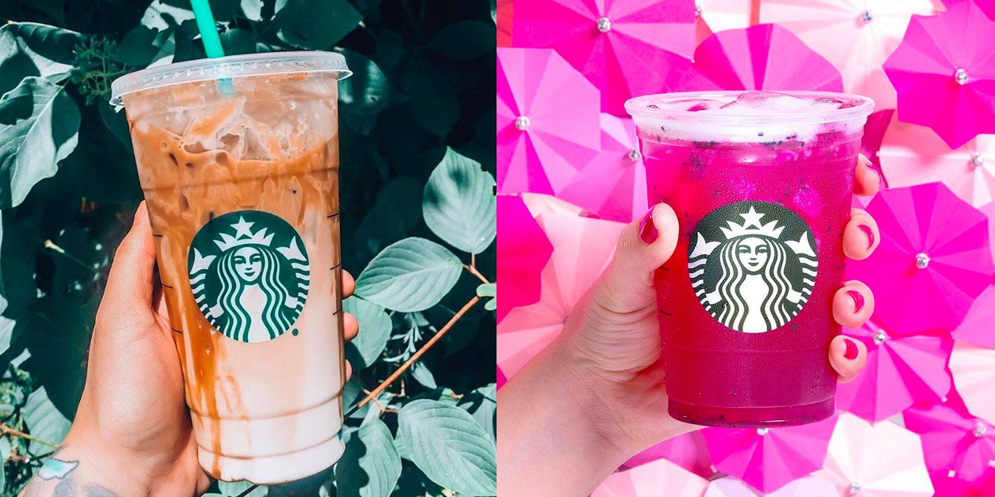 39 of the Unhealthiest Starbucks Drinks