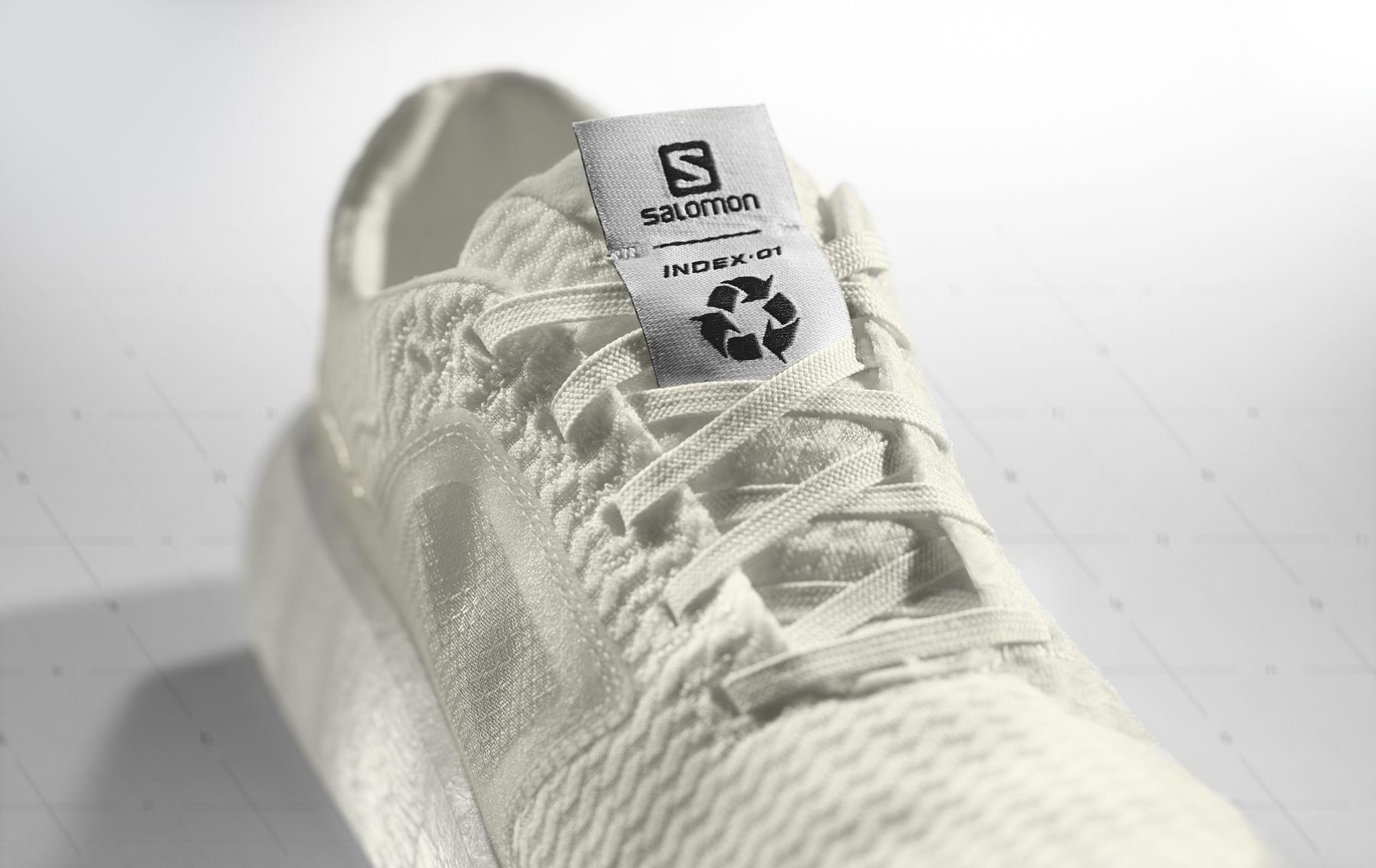 recyclable running shoes
