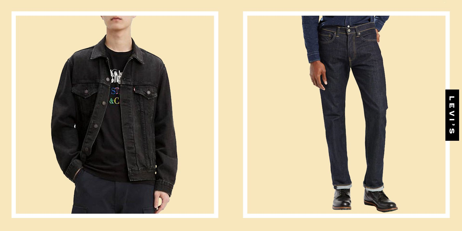 10 Ridiculously Good Deals From the Levi's Warehouse Sale