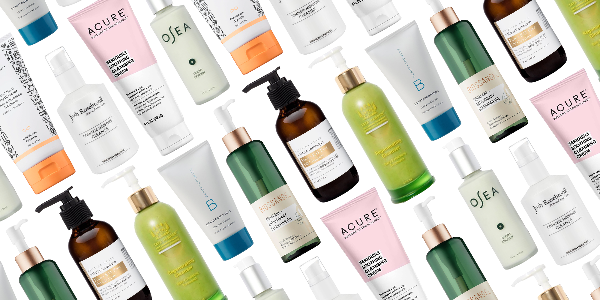 The 13 Natural and Organic Face Washes That Actually Work