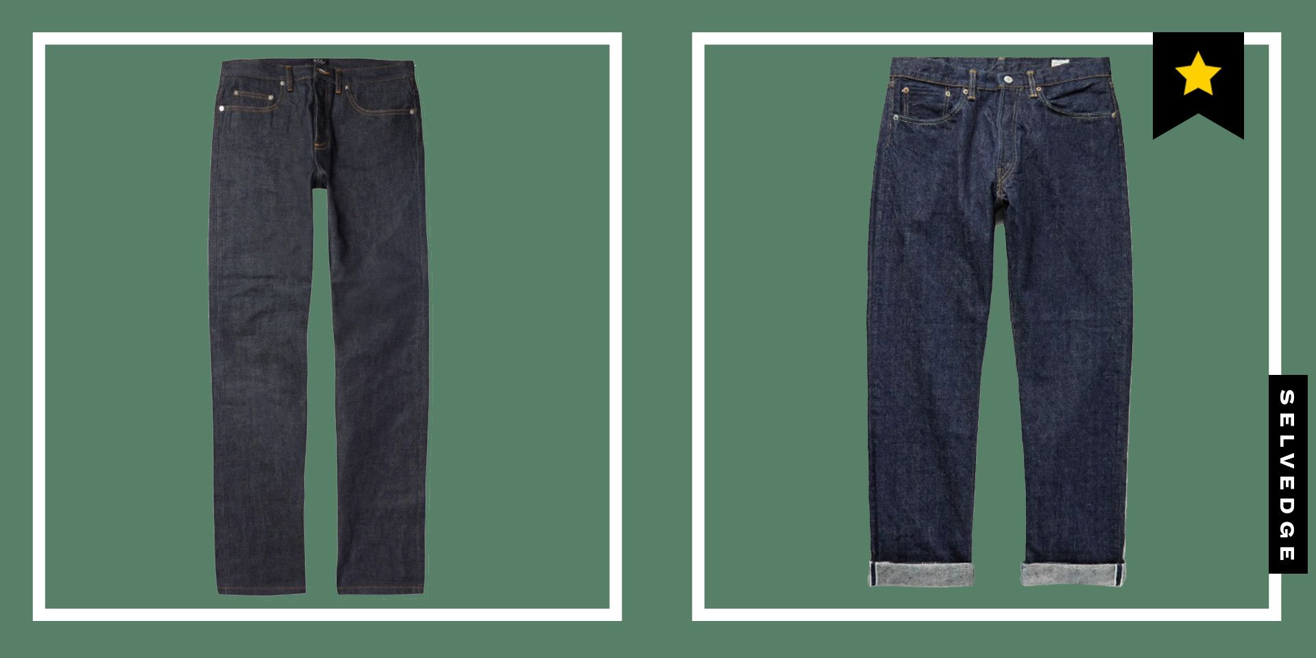 15 Pairs of Selvedge Jeans for Denimheads (and Newbies, Too)
