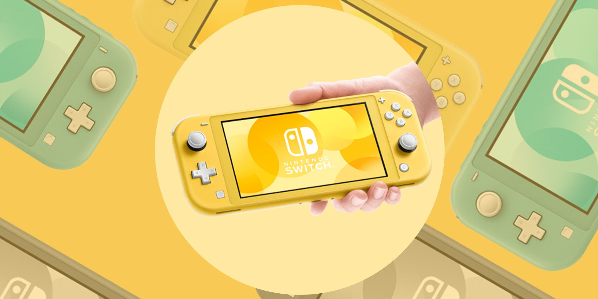 The Nintendo Switch Lite Is Exactly What Gaming Needs Right Now